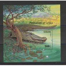 TANZANIA 1993 FAUNA...