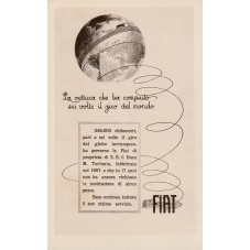 CARTOLINA - FIAT - FABBRICA...