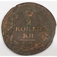 1816 RUSSIA IMPERO ZAR...