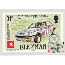 1985 ISOLA DI MAN 6...