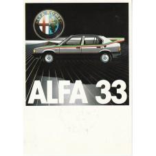 1984 ITALIA CARTOLINA...