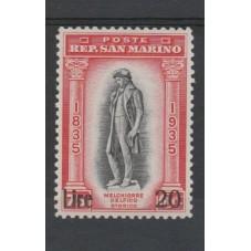 1942 SAN MARINO DELFICO...