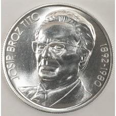 1980 YUGOSLAVIA 1000 DINARI...