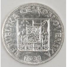 1931 CECOSLOVACCHIA 10...
