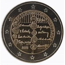 2005 AUSTRIA 2 EURO...