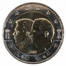 2005 BELGIO 2 EURO...