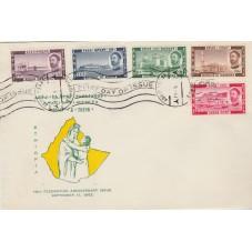 1962 ETIOPIA  ANNIVERSARIO...