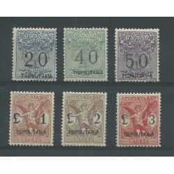 1924 TRIPOLITANIA...