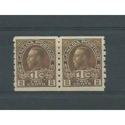 CANADA 1915-16 GEORGE V...
