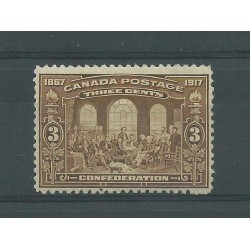 CANADA 1917 GEORGE V 50 ANN...
