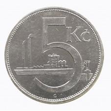 1929 CECOSLOVACCHIA 5...