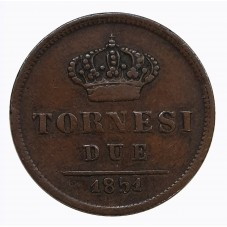 1851 REGNO DUE SICILIE...