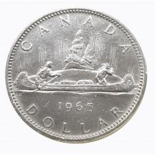 1965 CANADA DOLLAR INDIANI...