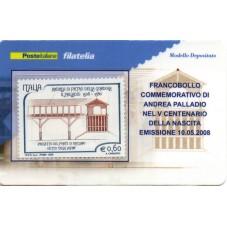 2008 TESSERA FILATELICA...