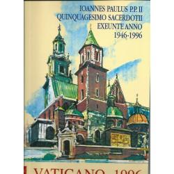 1996 VATICANO LIBRO...