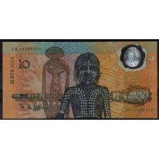 AUSTRALIA BANCONOTA 10...