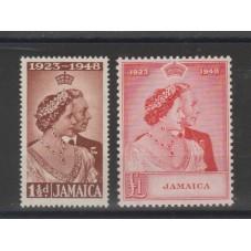 JAMAICA 1948 GEORGE VI...