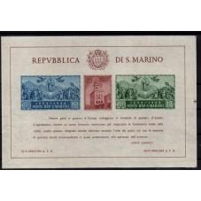 1945 SAN MARINO PALAZZO...