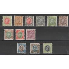 1931- 34  ISLANDA ICELAND...