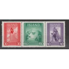 1938 ISLANDA ICELAND LEIFR...