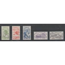 1935 - 36  GROENLANDIA...