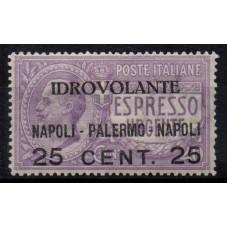 1917 REGNO POSTA AREREA...