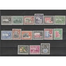 BRITISH GUIANA 1954...