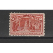 1893 STATI UNITI USA 1...