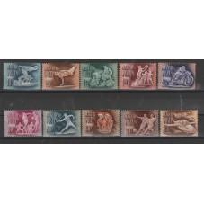 1950 UNGHERIA SPORT VARI 10...