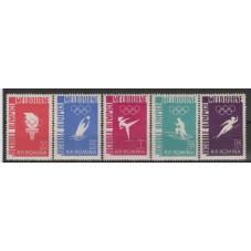 1956 ROMANIA MELBOURNE 5...