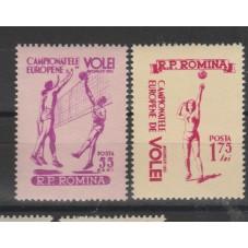 1955 ROMANIA EUROPEI...