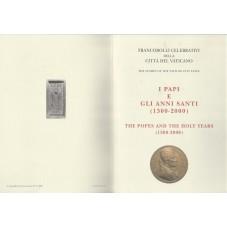1998 VATICANO FOLDER PAPI E...