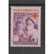 1950 TRIESTE B STT - VUJNA...