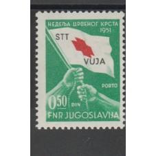 1951 TRIESTE B STT - VUJNA...