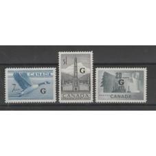 CANADA 1953 SERVIZIO...