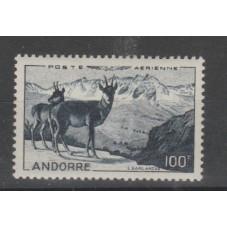 1950 ANDORRA FRANCESE...