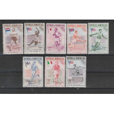 1957 REPUBBLICA DOMINICANA...