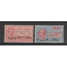1923 SOMALIA ESPRESSI...