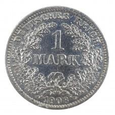 1908 DEUTSCHES REICH MONETA...