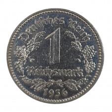 1936 DEUTSCHES REICH MONETA...