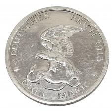 1913 DEUTSCHES REICH MONETA...