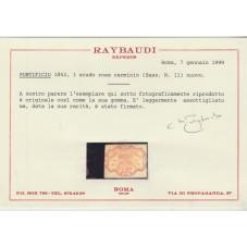 STATO PONTIFICIO 1852 1...