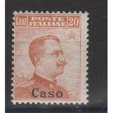 1917 ISOLE EGEO CASO 20 C...