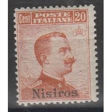 1917 ISOLE EGEO NISIROS  20...