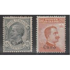 1921-22 ISOLE EGEO CASO...
