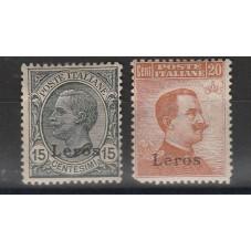 1921-22 ISOLE EGEO LERO...