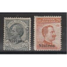 1921-22 ISOLE EGEO NISIRO...