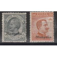 1921-22 ISOLE EGEO...