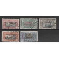 1924 CIRENAICA SERIE 50 ANN...