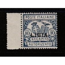 1929 LIBIA RECAPITO...
